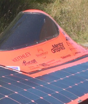 OSU Solar Race Car